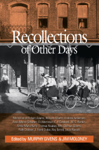 Recollection of Other Days Cover